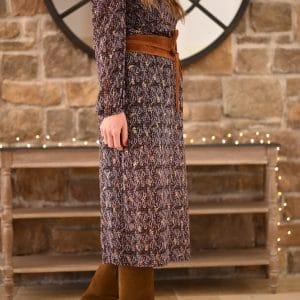 Robe dos nu Sarah