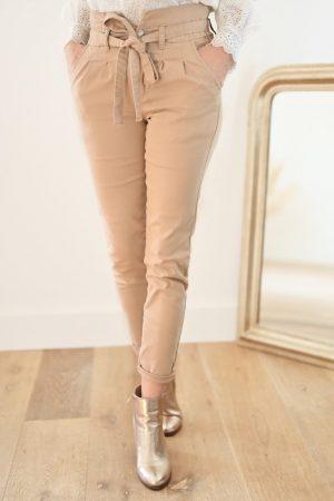 Pantalons beige Orlando