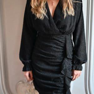 Robe noire Eliane