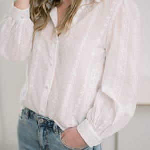 chemise blanche Cerise