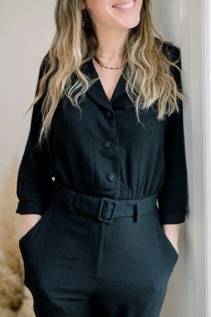 combinaison pantalon Elena