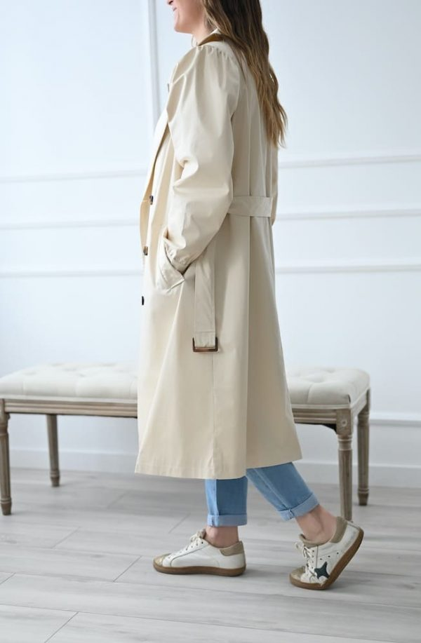 Trench lon beige Willow