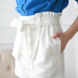 Short blanc Roméo