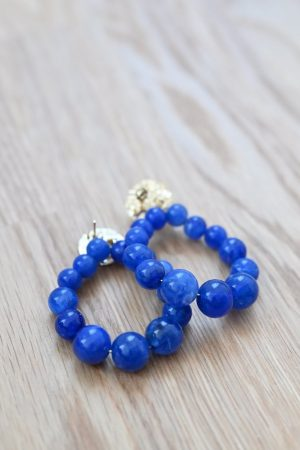 Bo opales bleue