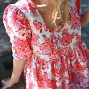 Robe a fleurs Giulia